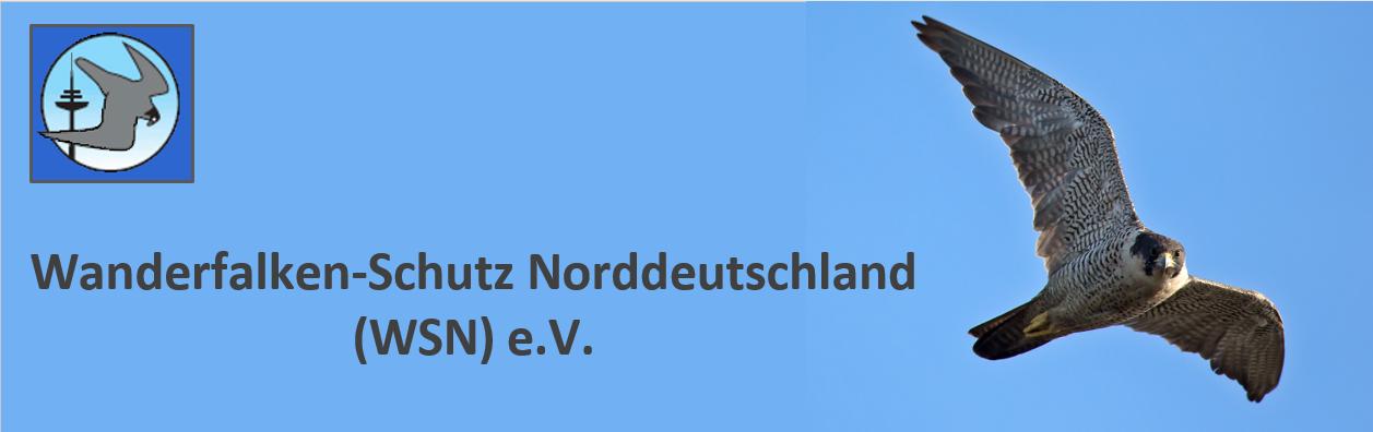 Logo Wanderfalken Schutz Norddeutschland e.V.
